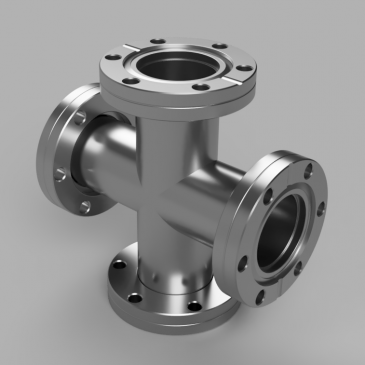 High Vacuum System Example Design Walkthrough – 06