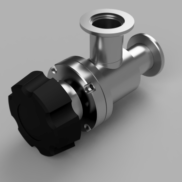 High Vacuum System Example Design Walkthrough – 07