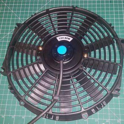 12V High Flow Cooling Fan