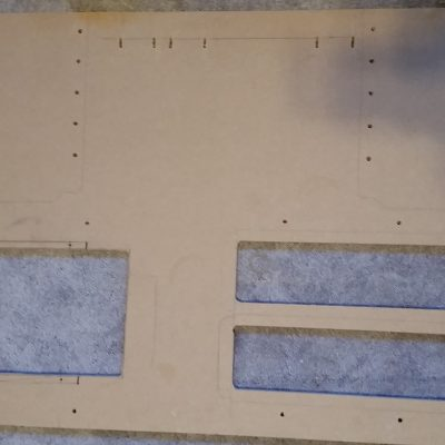Cooling System MDF Baseboard