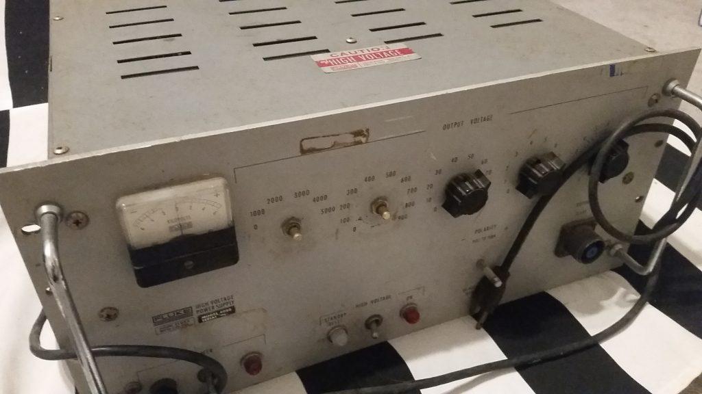 Fluke +-6kv Power Supply
