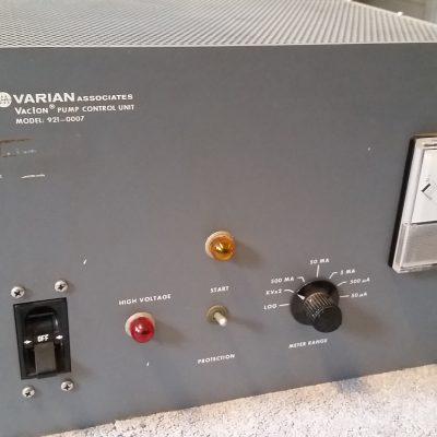 Varian VacIon Pump Control Unit