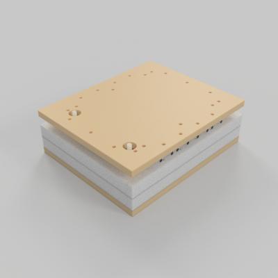 Peltier Chiller Module Full Assembly