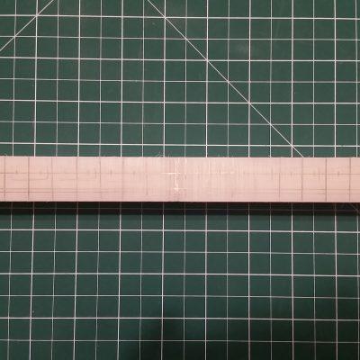 Peltier Chiller Step 15 - Nylon Bar for Manifold