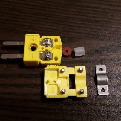 Thermocouple Adapter Plug Step 1 - Layout