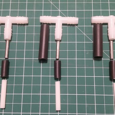 Thermocouple Rebuild 2 - Line Adapters