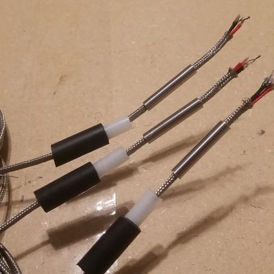Thermocouple Rebuild 3 - Assembling Tubing