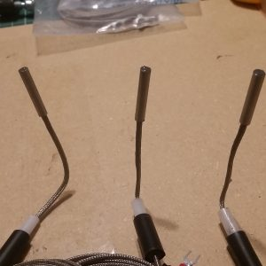 Thermocouple Rebuild 4 - Epoxy