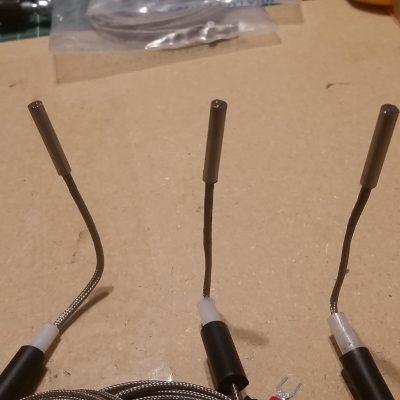 Thermocouple Rebuild 4 - Epoxy