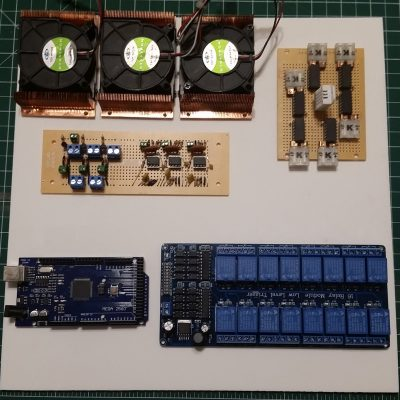 Control System Circuitry