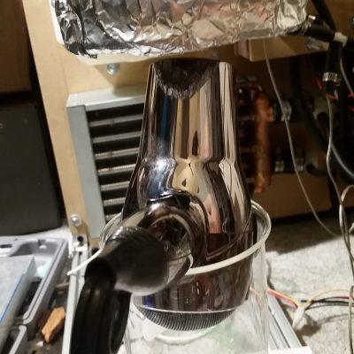 Hair Dryer Test Heat Load