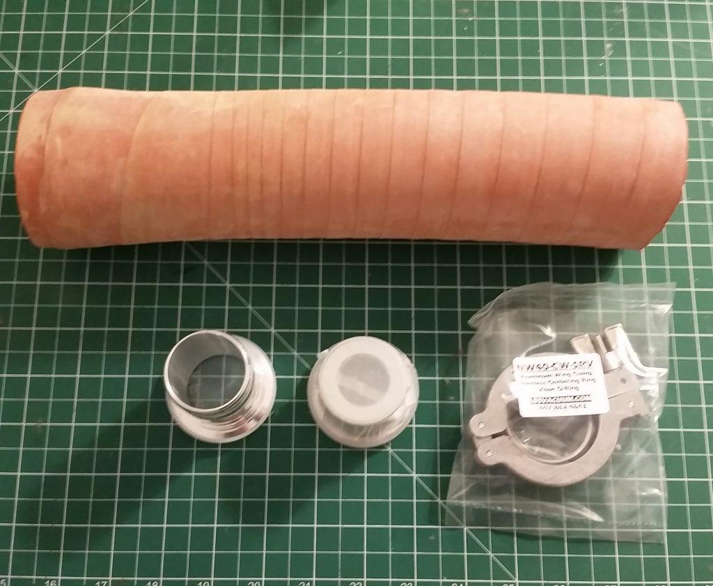Foreline Adapter Hardware