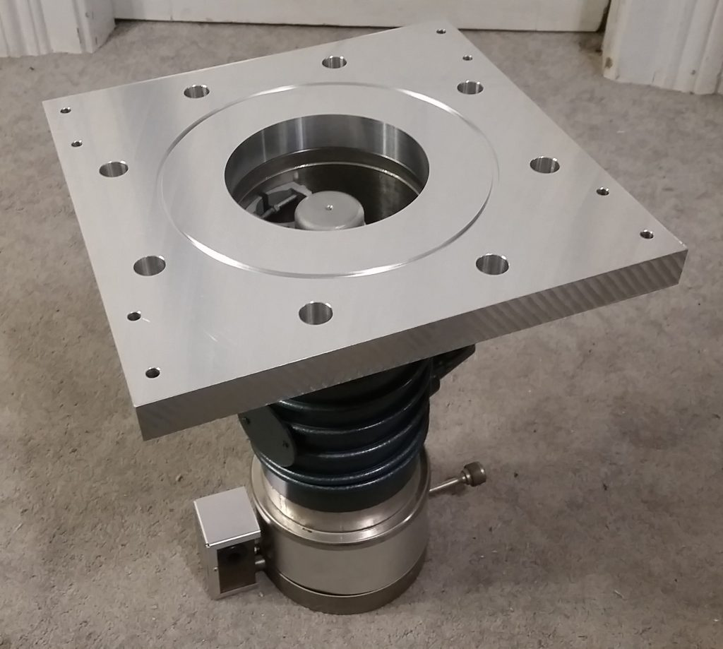 High Vacuum Pumping Stack Pre-Assembly Check 3