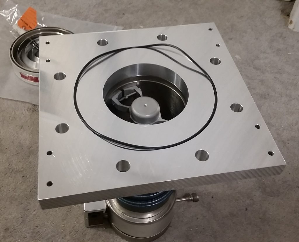 High Vacuum Pumping Stack Pre-Assembly Check 4