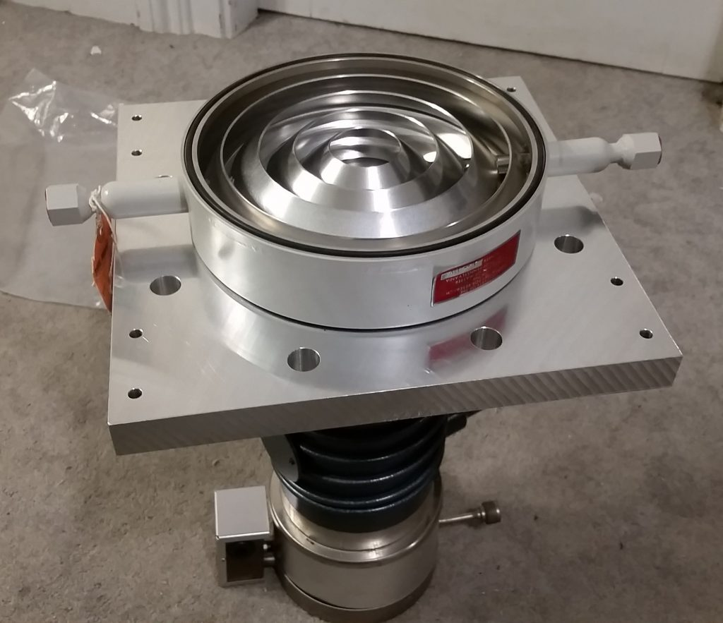 High Vacuum Pumping Stack Pre-Assembly Check 5