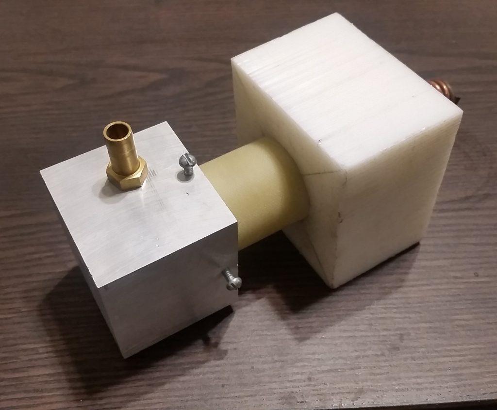 Vortex Stabilized Gliding Arc Electrode