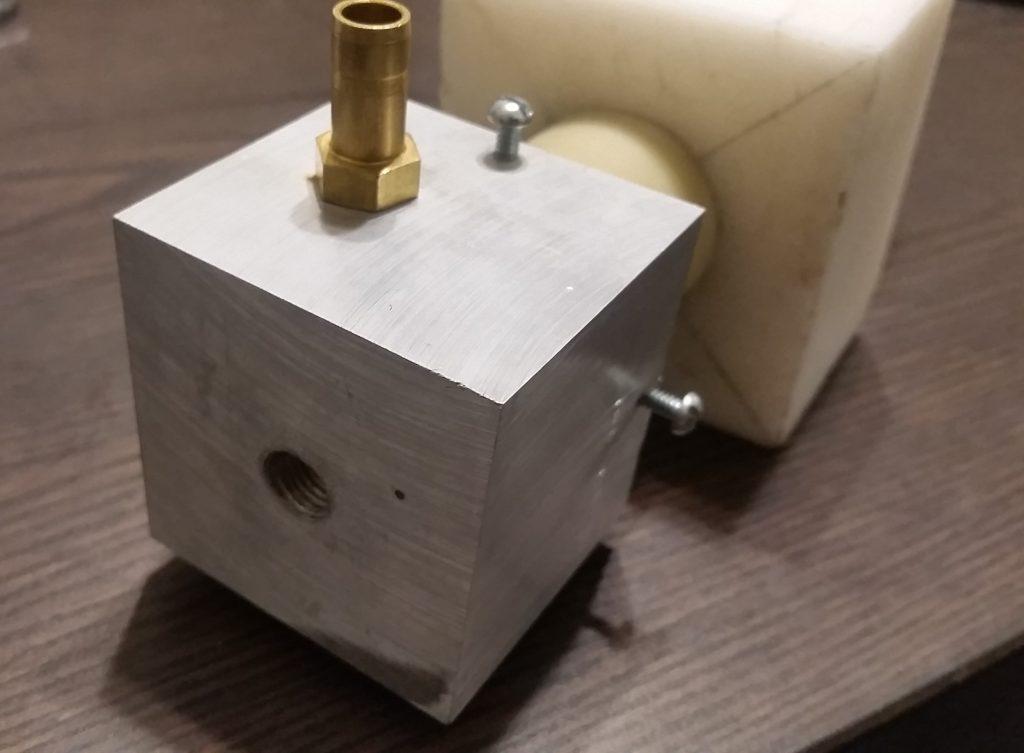 Vortex Stabilized Gliding Arc Electrode Front