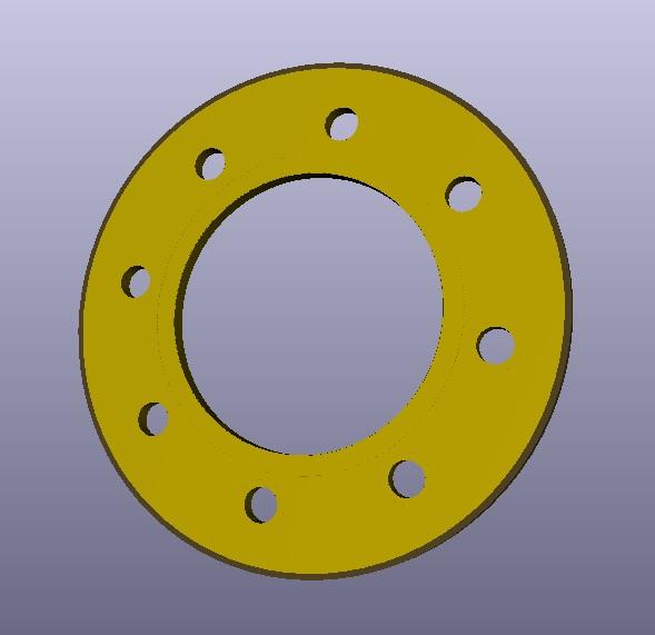 AIS-uPPT1 - Cathode Socket Board Top