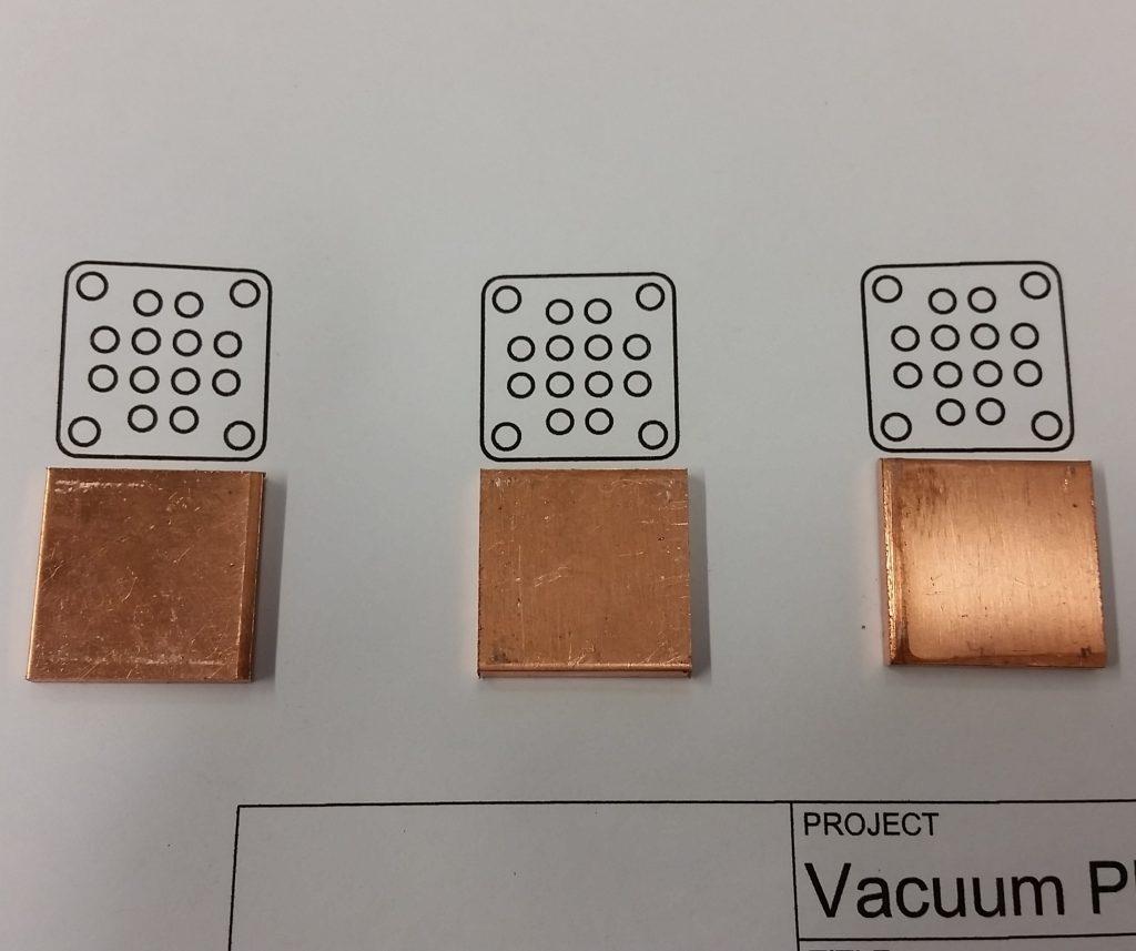 AIS-gPPT1 Gridded Pulsed Plasma Thruster Electrode Layout
