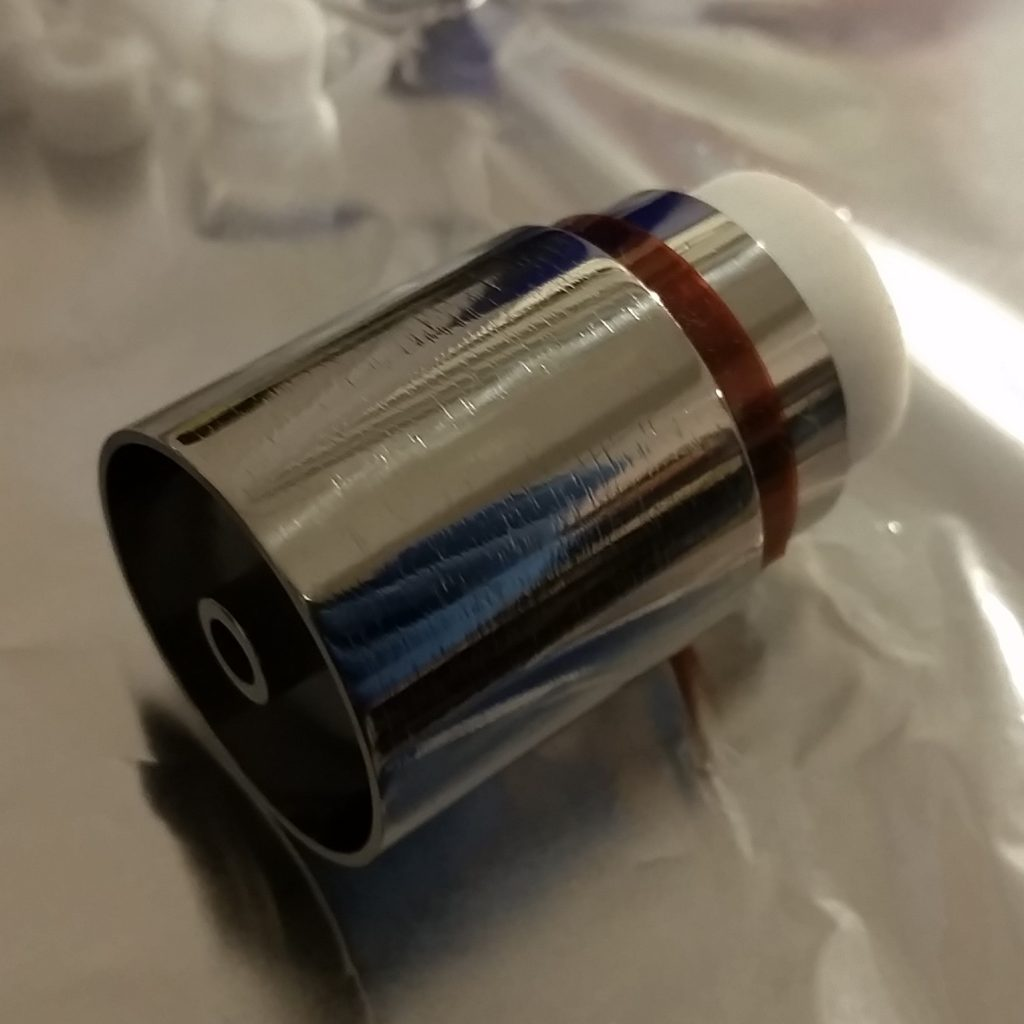 AIS-uPPT1 Micro Pulsed Plasma Thruster Assembly - Final Electrode Assembly 1