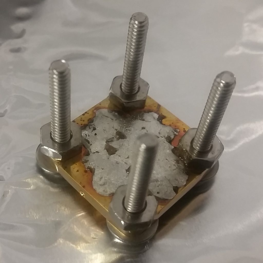 Soldering Ignition Pins 1