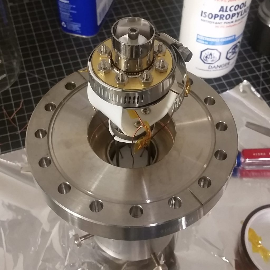Thruster Mount Assembly 5