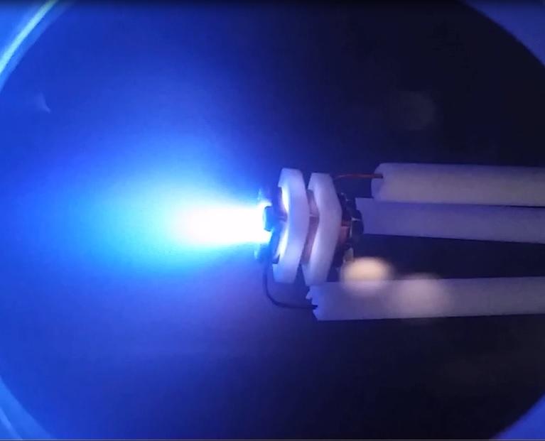 AIS-gPPT2-1C Plasma Plume 4