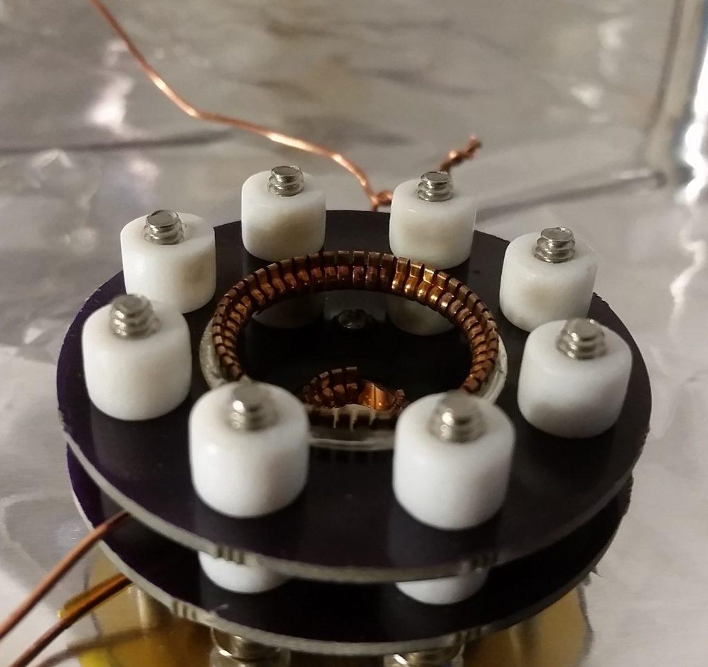 AIS-uPPT1 Failure Analysis - Cathode-Igniter Teflon Spacer Charring