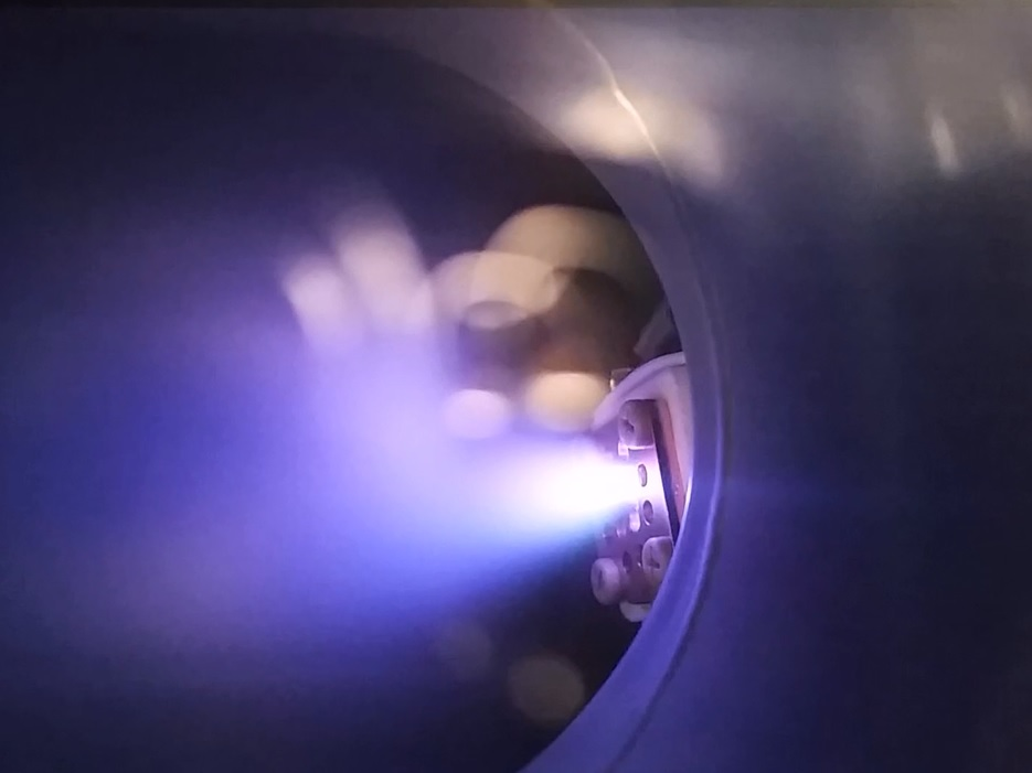 First Ignition Test - 05-07-2019