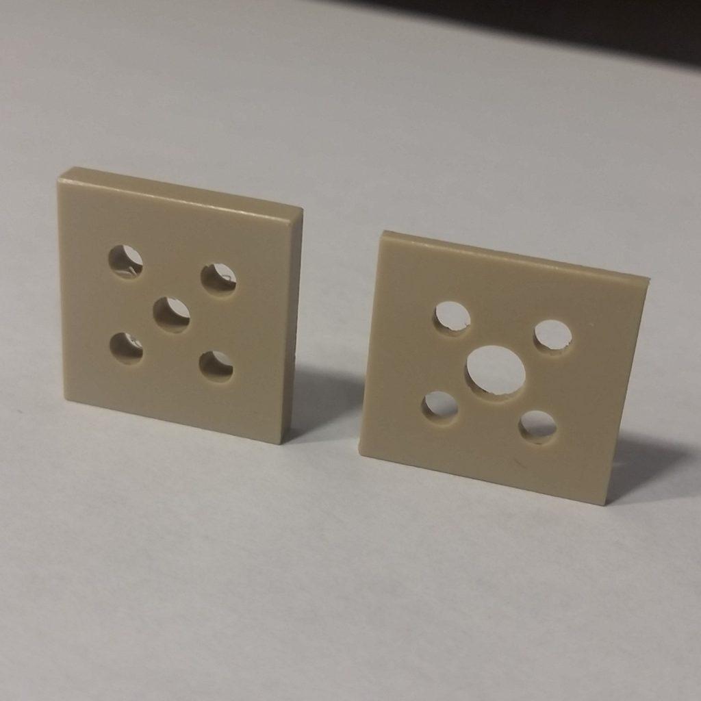 AIS-gPPT3-1C-BT Bismuth-Tin Spacer Plates