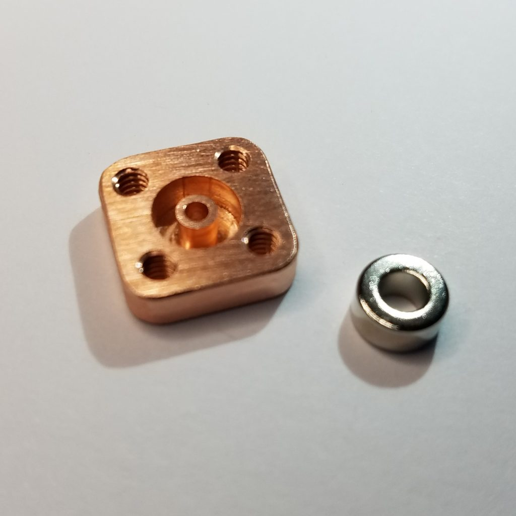 AIS-gPPT3-1C - Anode and Magnet