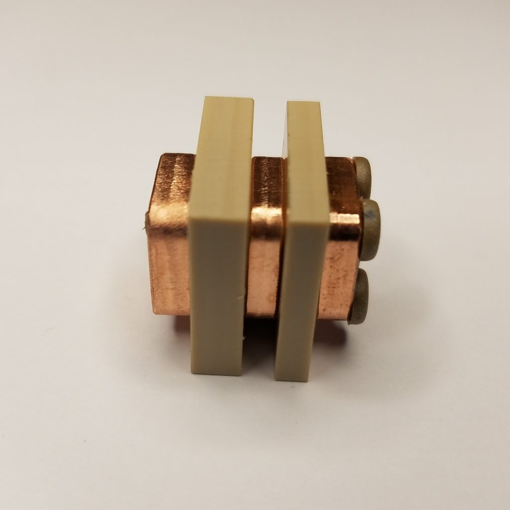 AIS-gPPT3-1C-P Series Pulsed Plasma Thruster Set - PEEK Fuel Side