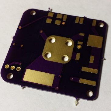 V1 PCBs for the AIS-gPPT3-1C Integrated Propulsion Module!
