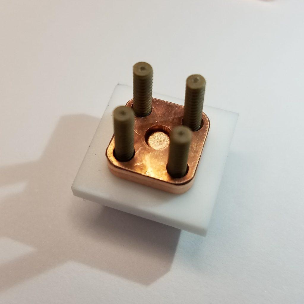 AIS-gPPT3-1C Pulse Plasma Thruster - Cathode-Igniter Spacing