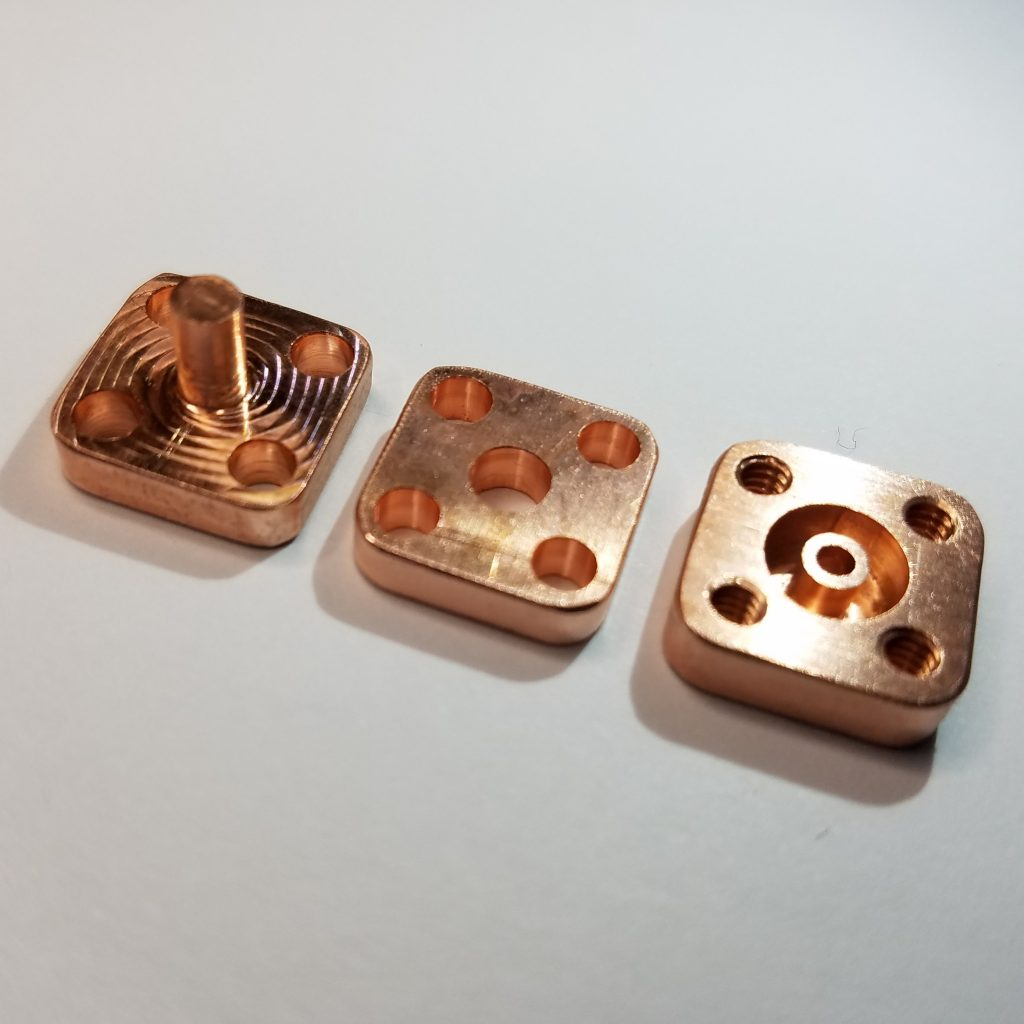 AIS-gPPT3-1C Pulsed Plasma Thruster - Electrodes
