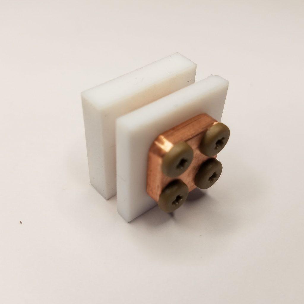AIS-gPPT3-1C-T Series Pulsed Plasma Thruster Set - Teflon Fuel Back