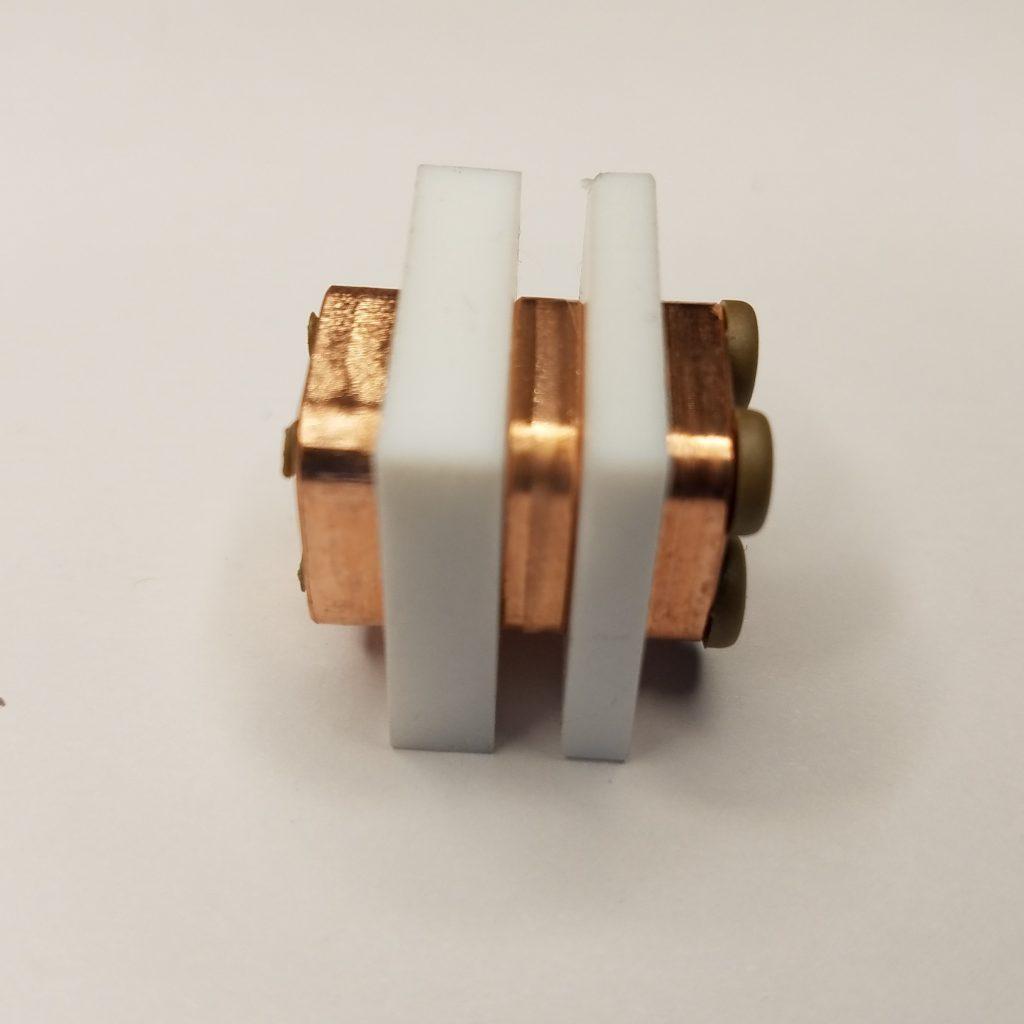 AIS-gPPT3-1C-T Series Pulsed Plasma Thruster Set - Teflon Fuel Side