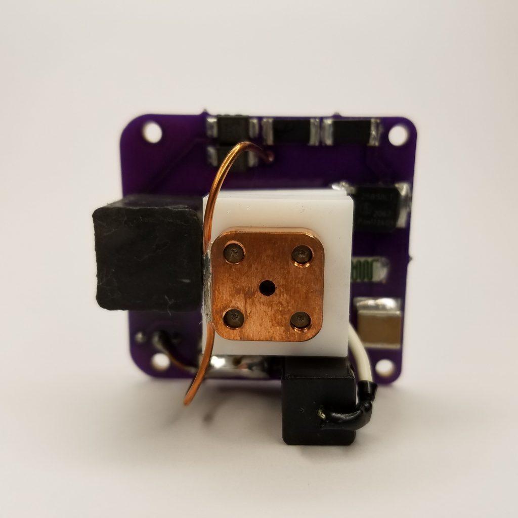 AIS-gPPT3-1C Integrated Propulsion Module Final Assembly - Front
