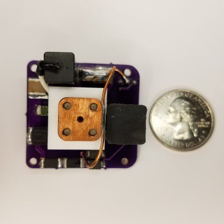 AIS-gPPT3-1C Integrated Propulsion Module Final Assembly - Size Comparison