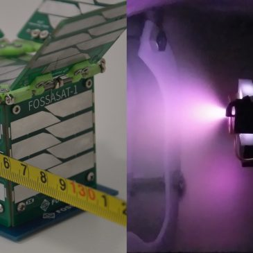 Joint Partnership Between Fossa Systems and Applied Ion Systems for In-Orbit PocketQube Thruster Demonstration!