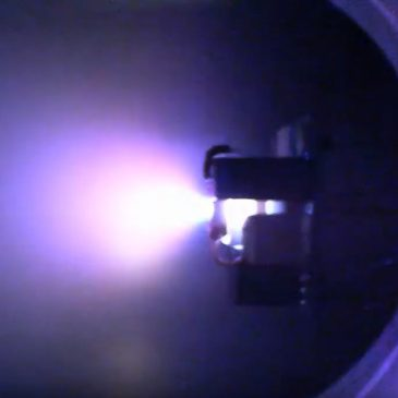 First Applied Ion Systems Live-Streamed Propulsion Tests!