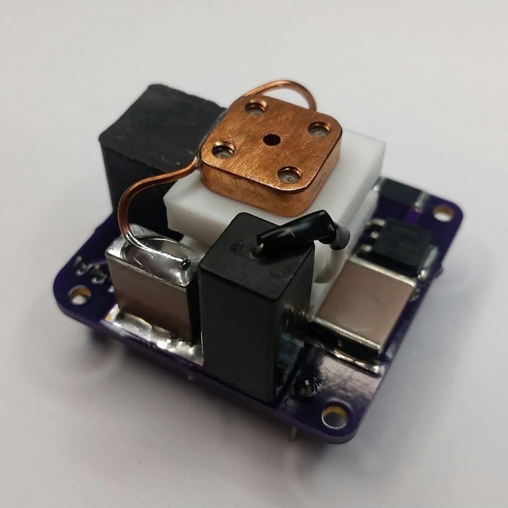 AIS-gPPT3-1C V3 Integrated Propulsion Module Final Assembly