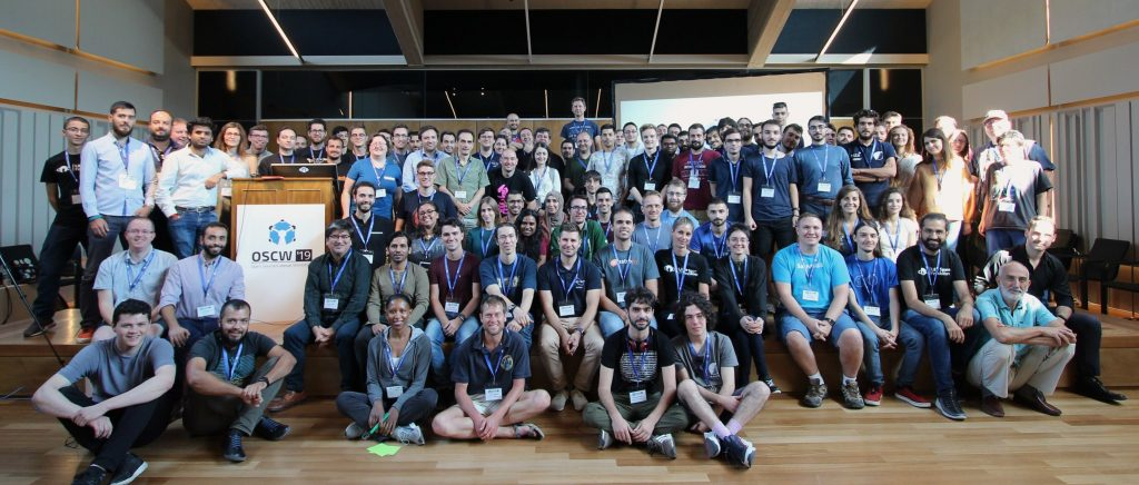 OSCW 2019 Group Photo
