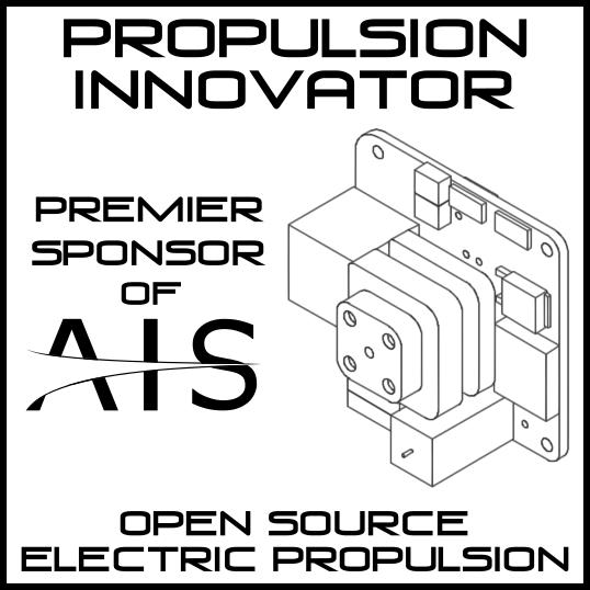 AIS Propulsion Innovator Sticker