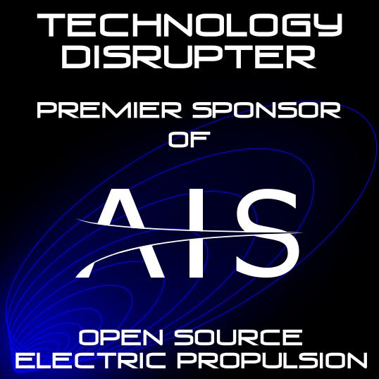 AIS Technology Disrupter Sticker