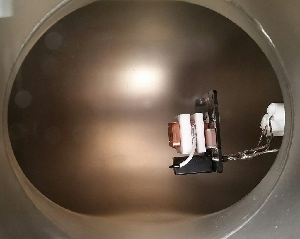 AIS-gPPT3-1C V4 Propulsion Module Ignition Test