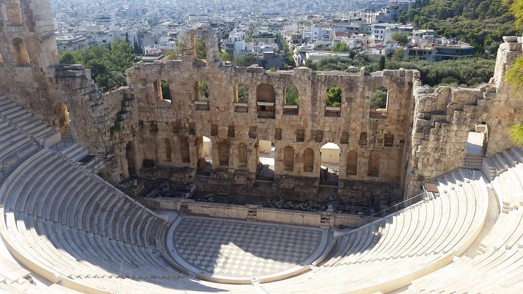 OSCW 2019 - Amphitheatre