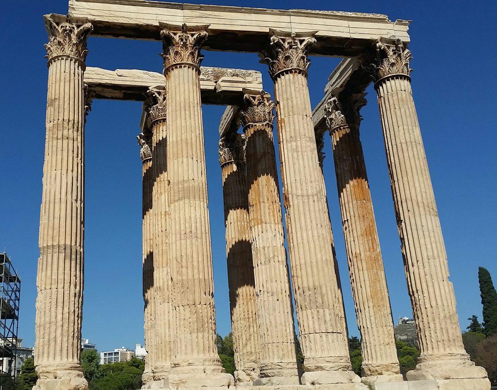 OSCW 2019 - Temple of Zeus