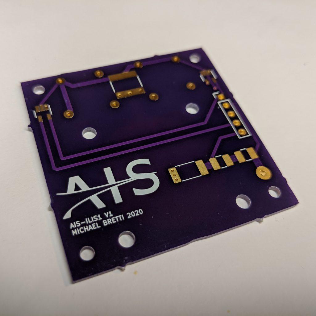 AIS-ILIS1 PCB Back