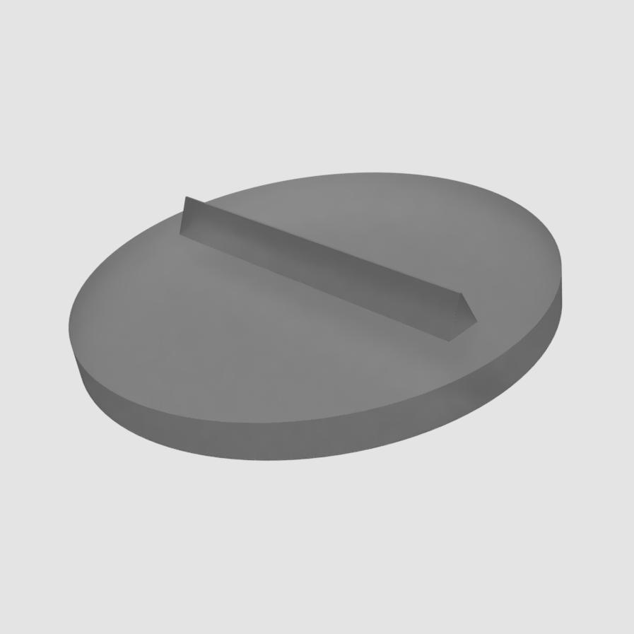 AIS-ILIS1 Porous Glass Emitter Prototype